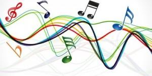 מגנטים ומוזיקה לאירועים - תמונה של תווים במאמרים על מגנטים וגם אירועים ומוזיקה ומראה שניתן להשיג מחיר זול בכל תחום