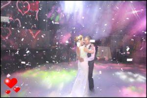 תמונה של חתונה שהתקיימה באזור צולם על ידי צלם מגנטים מקצועי