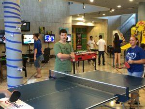 אטרקציות לאירועים שולחן טניס פינגפונג